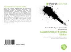 Assassination of Sokratis Giolias kitap kapağı