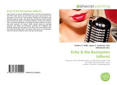 Bookcover of Echo