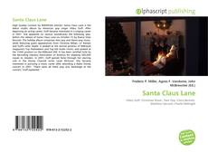 Bookcover of Santa Claus Lane