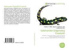 Bookcover of Salamander (Legendary Creature)