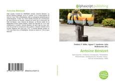 Bookcover of Antoine Bénézet