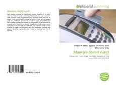 Bookcover of Maestro (debit card)