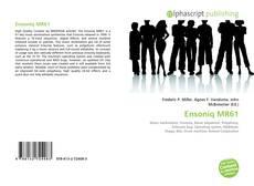 Bookcover of Ensoniq MR61