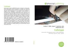 Bookcover of Collotype