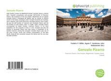 Portada del libro de Gonzalo Pizarro
