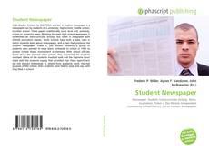 Buchcover von Student Newspaper