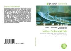 Copertina di Indium Gallium Nitride