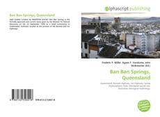 Bookcover of Ban Ban Springs, Queensland