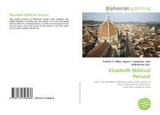 Elizabeth (Biblical Person) kitap kapağı