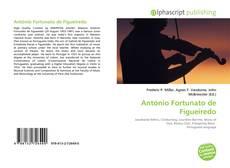 Bookcover of António Fortunato de Figueiredo