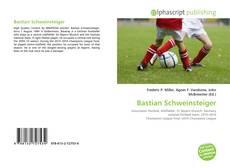 Couverture de Bastian Schweinsteiger