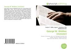 Portada del libro de George W. Webber (minister)