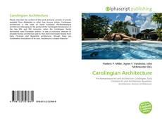 Carolingian Architecture kitap kapağı