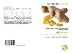 Copertina di Ginger Ale