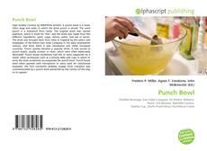 Capa do livro de Punch Bowl