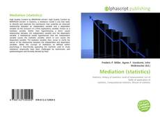 Couverture de Mediation (statistics)