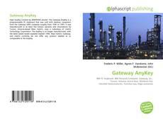 Gateway AnyKey kitap kapağı