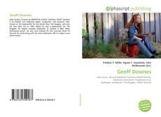 Copertina di Geoff Downes