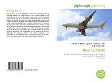 Portada del libro de Boeing KB-50