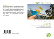 Capa do livro de Margarita