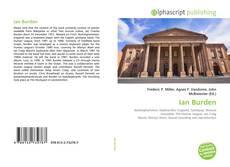 Bookcover of Ian Burden