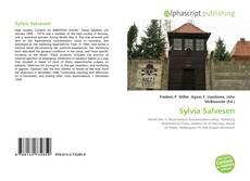 Обложка Sylvia Salvesen