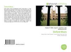 Capa do livro de Oxford Blues