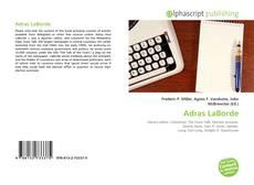 Bookcover of Adras LaBorde