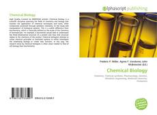 Portada del libro de Chemical Biology