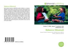 Bookcover of Rebecca (Musical)