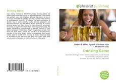Bookcover of Drinking Game