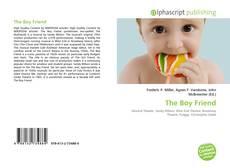 Capa do livro de The Boy Friend