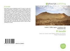 Bookcover of El Jorullo