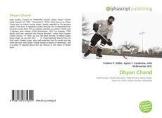 Dhyan Chand kitap kapağı