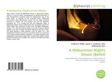 Couverture de A Midsummer Night's Dream (Ballet)