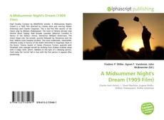 Bookcover of A Midsummer Night's Dream (1909 Film)