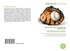 Capa do livro de Designated Hitter