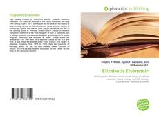 Bookcover of Elizabeth Eisenstein