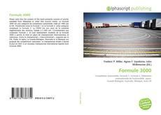 Formule 3000的封面