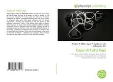 Bookcover of Capo di Tutti Capi