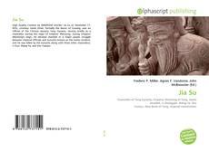 Bookcover of Jia Su