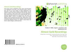 Almost Gold Recordings kitap kapağı