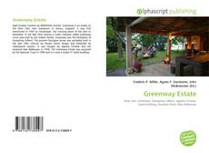 Borítókép a  Greenway Estate - hoz