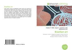 Copertina di Brazilian art