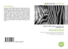 Bookcover of Konrad Lorenz