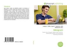 Ideogram的封面