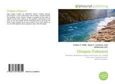 Обложка Chiapas (Tabasco)