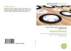 Bookcover of Asylum Records