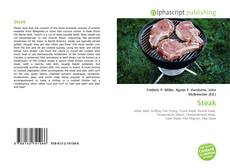 Bookcover of Steak