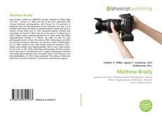Buchcover von Mathew Brady